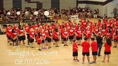 20160819 - Twilight Concert