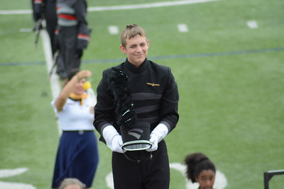20171021 - UIL Marching Competition