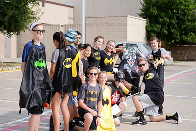Summer Band Camp - Week 2 - SuperHero Day