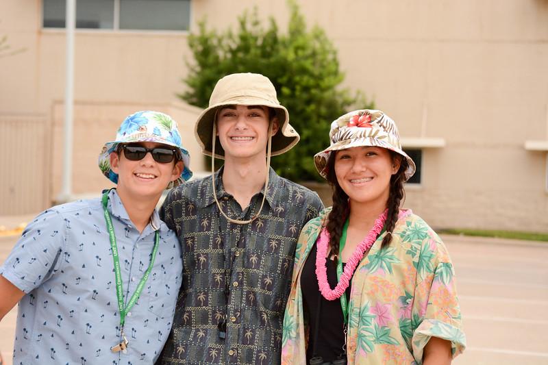 cb2b16a3564f2 Summer Band Camp - Week 2 - Tacky Tourist - Clark High School Band