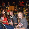 10/26/2018 - The 8th graders join the band at Clark for a concert.