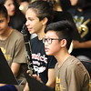 10/25/2019 - 8th graders from our Cluster joining us for a concert