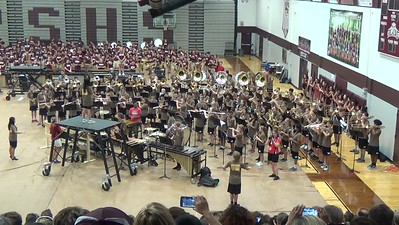 CHS Fight Song @ Twilight Concert - 08/16/2019
