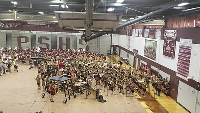 CHS School Song @ Twilight Concert - 08/16/2019