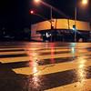 Santa Monica, California - late night