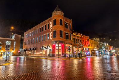 Main Street of Deadwood