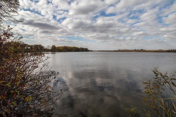 Oakwood Lakes State Park near Bruce, SD