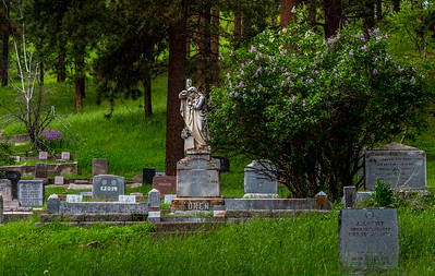 West Lead Cemetery