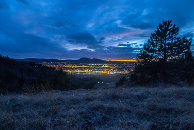 Overlooking Spearfish