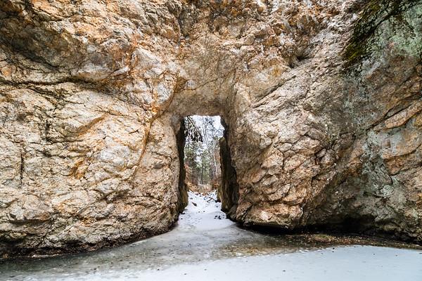 Dike Mine near Keystone