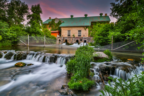 Hydro Electric Plant in Spearfish