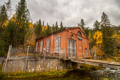 Hydro Plant in Spearfish Canyon