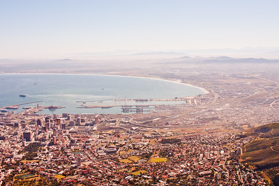 Table Mountain Cape Town South Africa 4: Journey into Africa