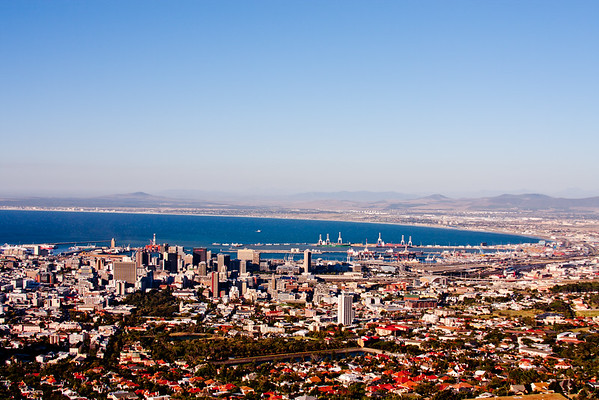 Table Mountain Cape Town South Africa 3: Journey into Africa