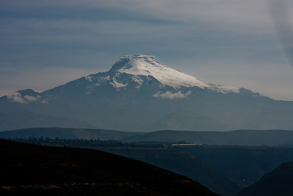 Cotopaxi Volcano 1: Journey into Quito Ecuador