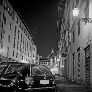 Night Walk in Florence Photograph 3