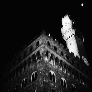 Night Walk in Florence Photograph 4