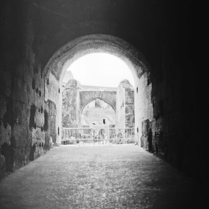 Colosseum in Rome Photograph 8