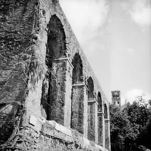 Architecture in the Roman Forum Photograph 1
