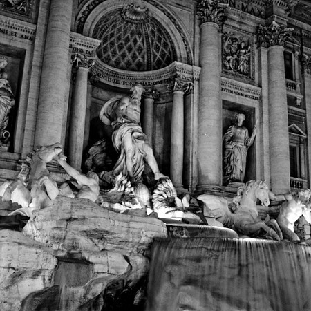 Night Photography in Rome Photograph 4