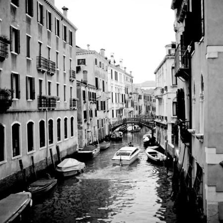 Venice Canal Photograph 2