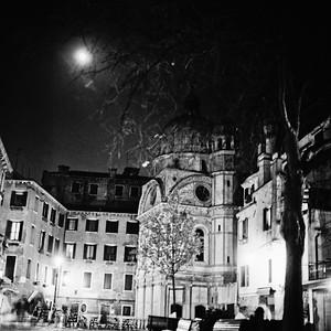 Venice at Night Photograph 3