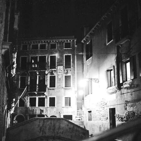 Venice at Night Photograph 2