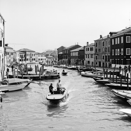 Venice Canal Photograph 3