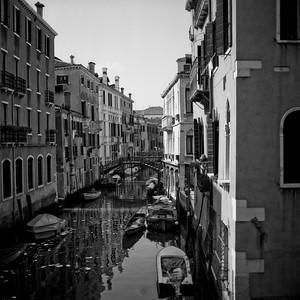 Venice Canal Photograph 1