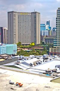 Manila Cityscape Photograph 2