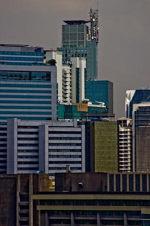 Manila Cityscape Photograph 9