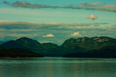 Alaska by Sea 13: Journey into Alaska
