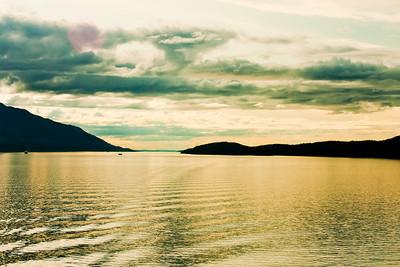 Alaska by Sea 11: Journey into Alaska