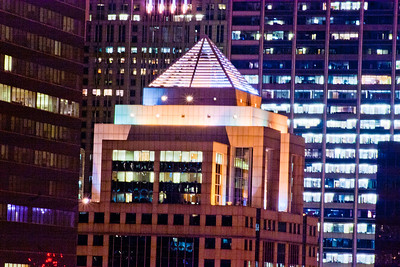 Chicago at Night 8 :Journey into Chicago