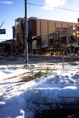1 Winter in DownTown Flint