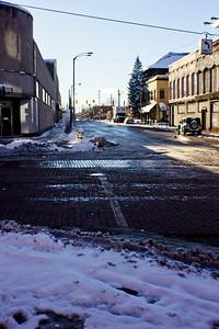 15 Winter in DownTown Flint