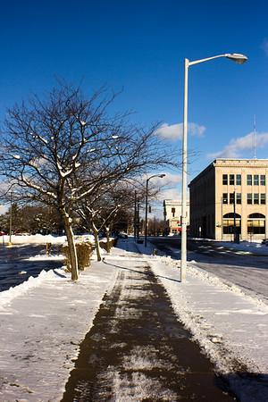 2 Winter in DownTown Flint
