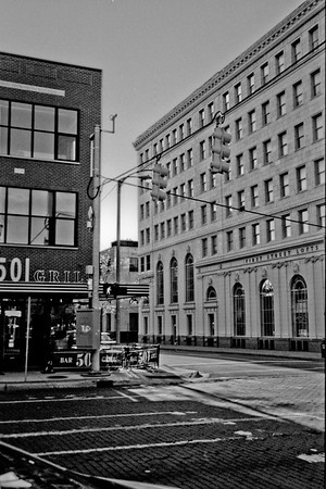 Down Town Flint Film Photography 10