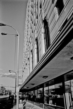 Down Town Flint Film Photography 11