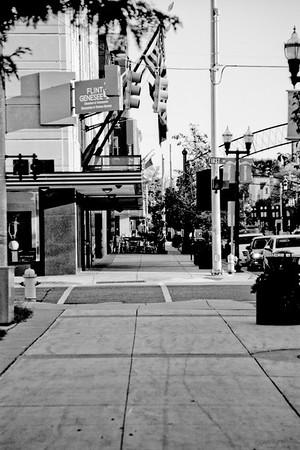 Down Town Flint Film Photography 4