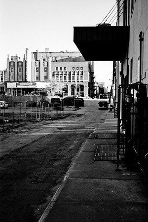 Down Town Flint Film Photography 13