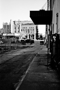 Down Town Flint Film Photography 13