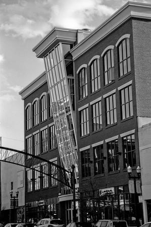 Down Town Flint Film Photography 20