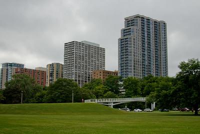 Park Bridge in Milwaukee