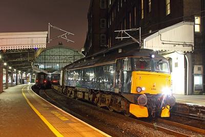 57605 on the 1C99 London Paddington to Penzance at London Paddington on the 13th October 2017