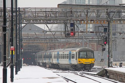 365541 on the 1T39 1354 Kings Lynn (from Cambridge) to London Kings Cross arriving at London Kings Cross on the 2nd March 2018