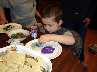 Cookie Decorating