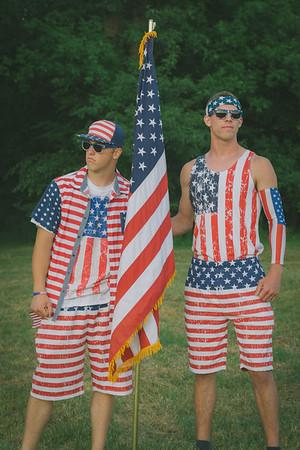 Joe and Ben Freedom Day