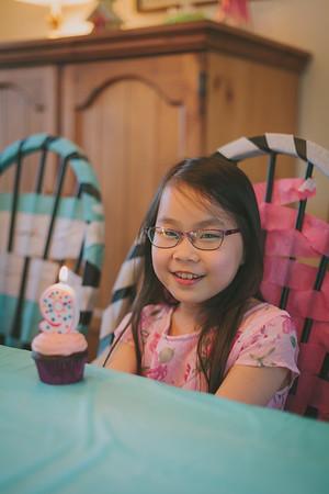Julianna's 9th Birthday