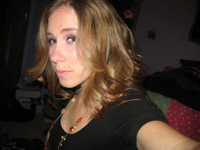 Elysse can do hair!